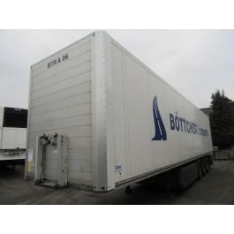 Schmitz Cargobull SKO 24 Trockenfracht Achslift Palettenkasten