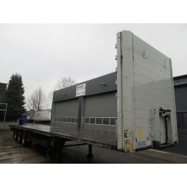Schmitz Cargobull Mega Sattelplateau