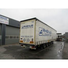 Schmitz Cargobull SCS 24 Mega Varios / XL D9.5