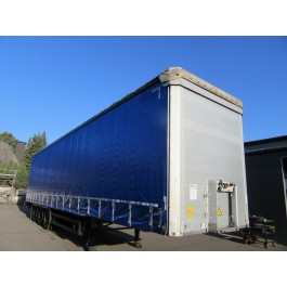 Schmitz Cargobull SCS 24 MB Curtainsider Mega XL
