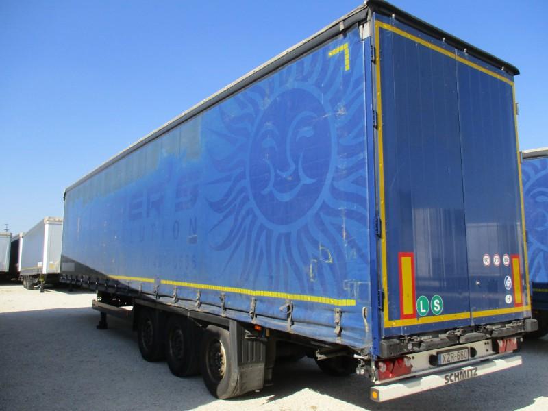 Schmitz Cargobull Scb S3t Mega Rolling Stock