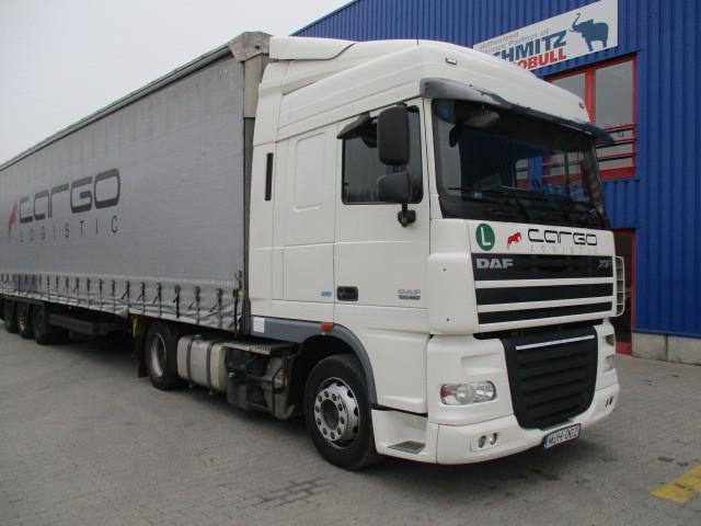 DAF XF105.460 LD Euro5 EEV