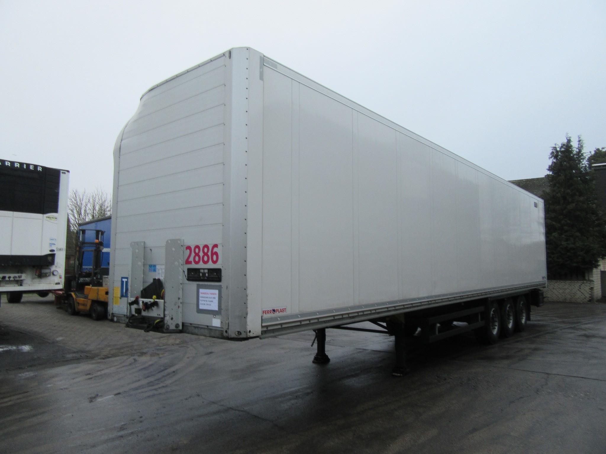 Schmitz Cargobull SKO 24 Express Doppelstock