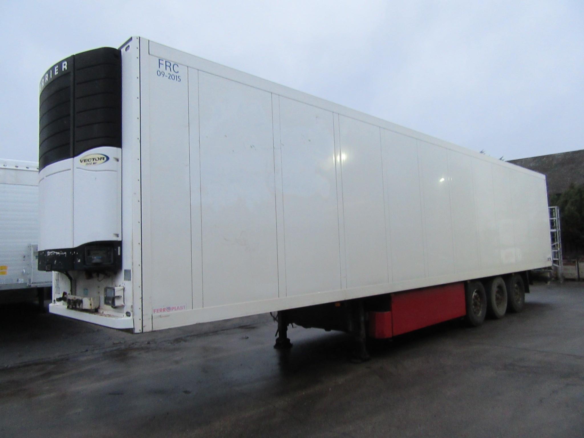 Schmitz Cargobull SKO 24 FP60 Cool Multitemp